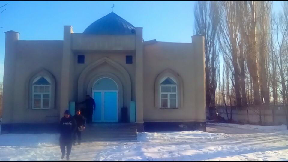 Аманбай мечити