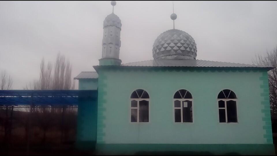 Үч - Булак мечити