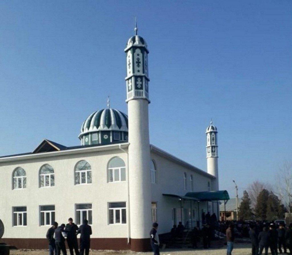 Отуз-адыр мечити