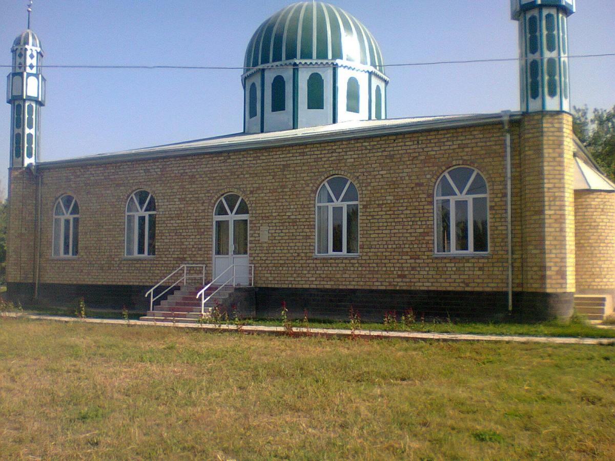 Умар мечити ( Абдираим Ата мечити)