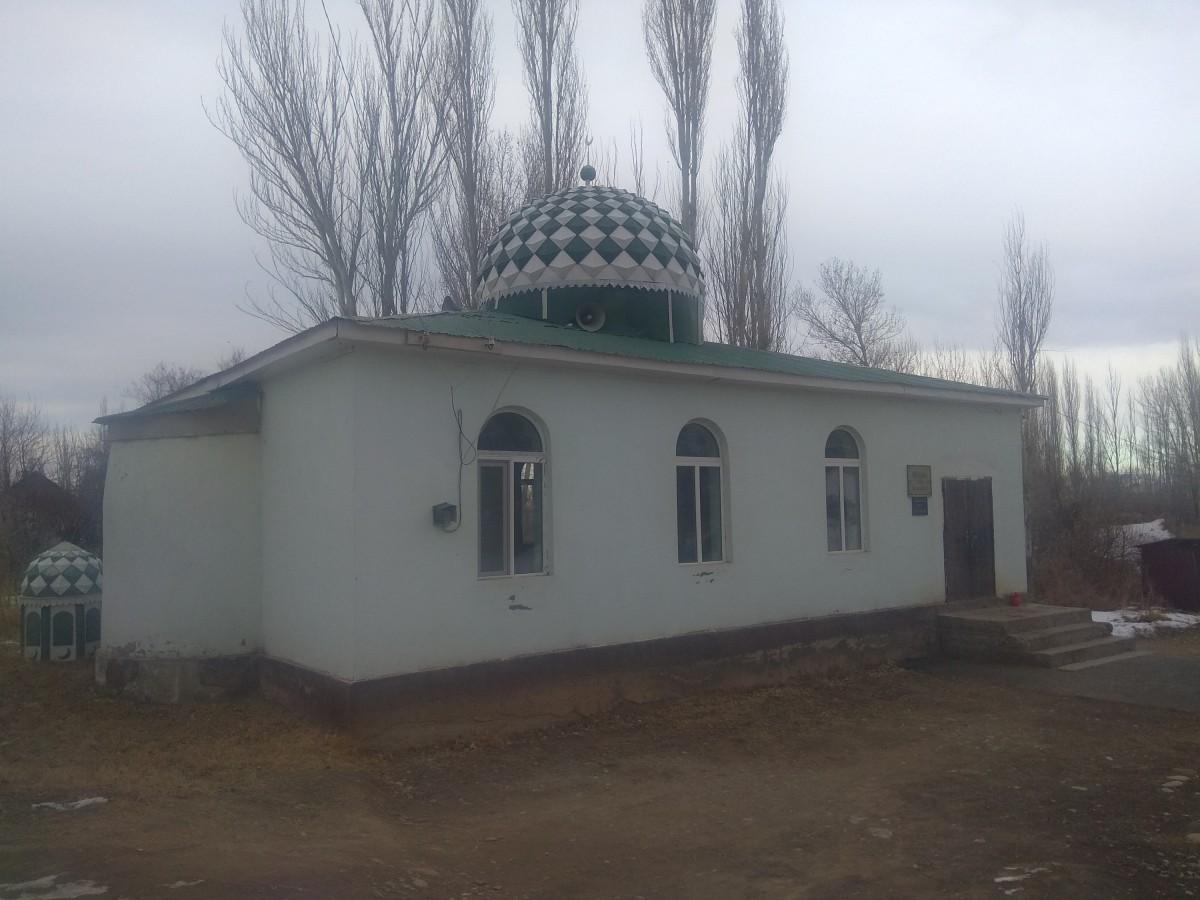 Искак-Ата мечити