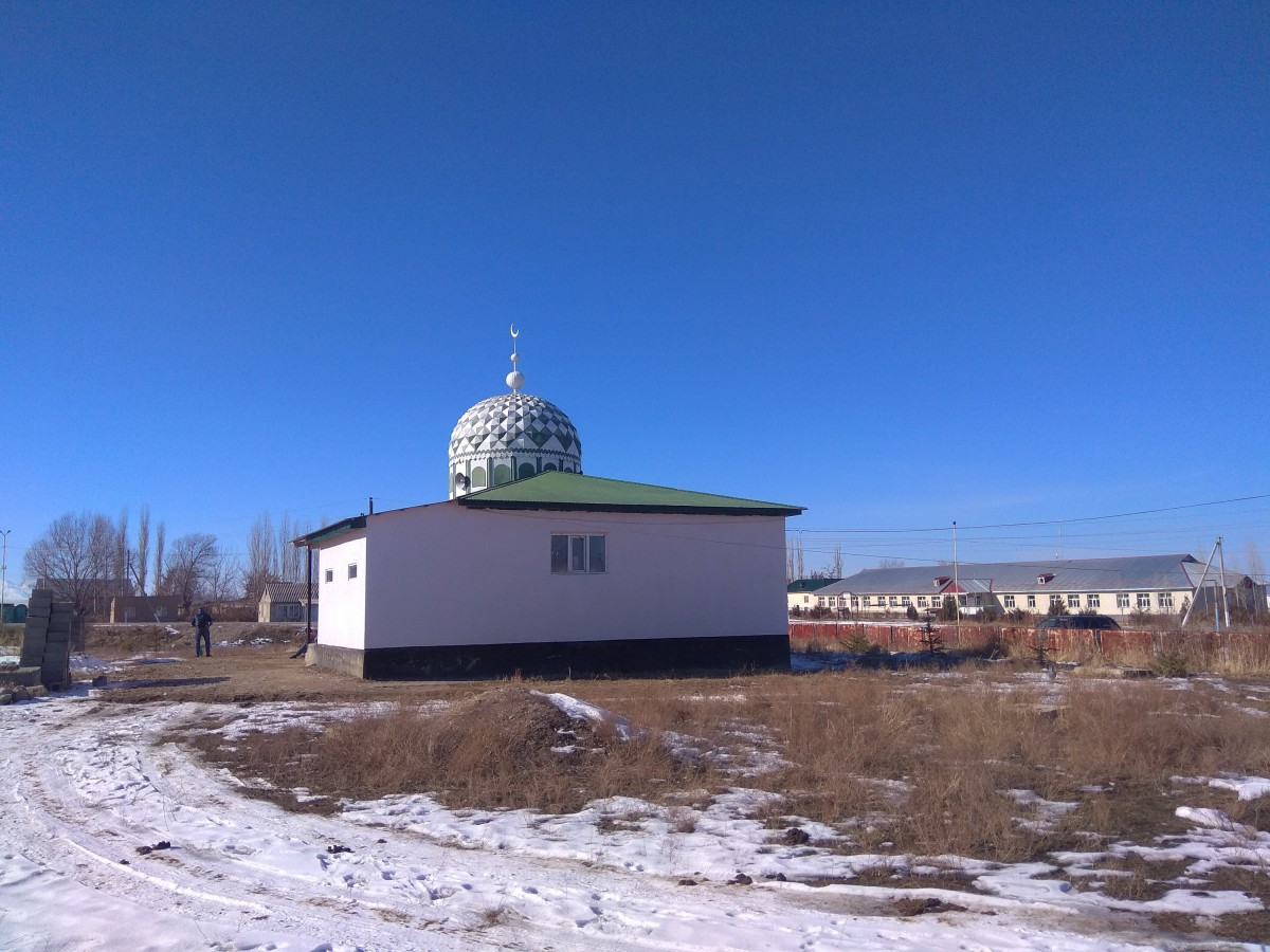 Бакайыр мечити