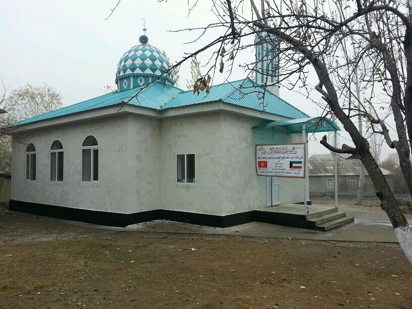 Зарбалик мечити