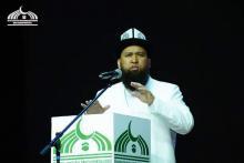 Кыргызстан мусулмандарынын Азирети муфтийи болуп Максатбек ажы Токтомушев бекитилди