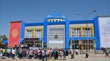 Аламүдүн базарындагы «Жаштар Ассамблеясы» мечити ишке берилип, ага бийлик өкүлдөрү, Азирети Муфтий жана БДЖАнын Саудиядагы катчысы катышты