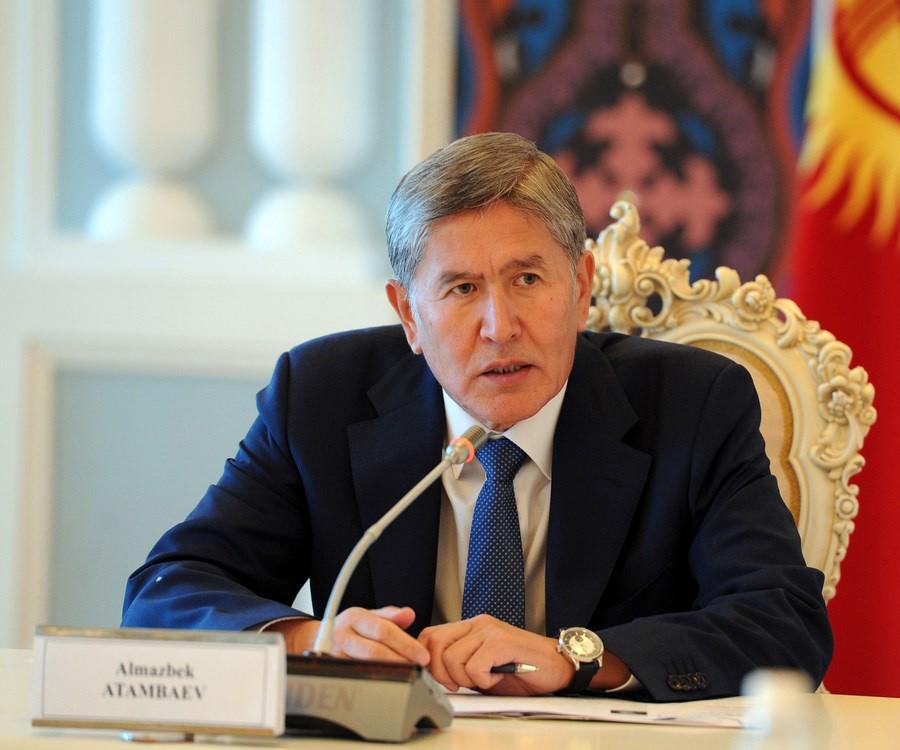 Атамбаев: Кыргызстан диний лидерлер менен кызматташуу жагынан үлгү боло алат